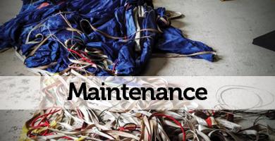Maintenance et réparations