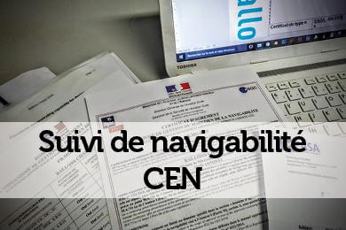 Suivi de Navigabilité – CEN